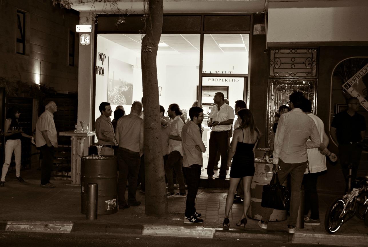 השקת משרדי Yakut_TLV