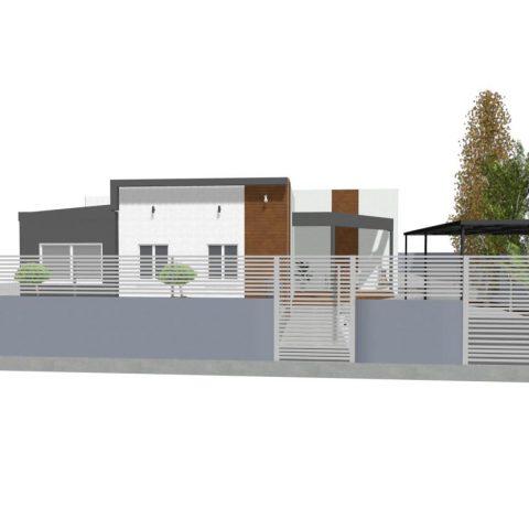 פרויקט תכנון פיתוח שטח