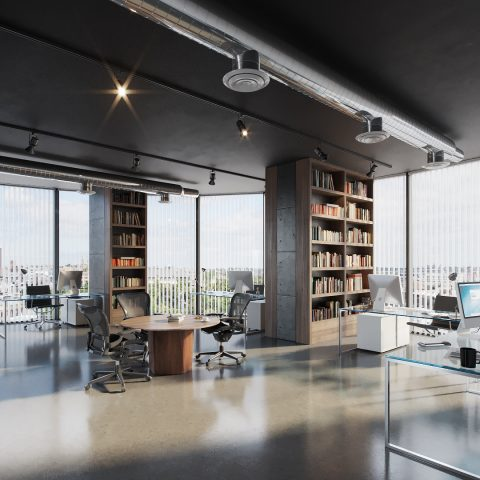עיצוב משרדי ומסחרי